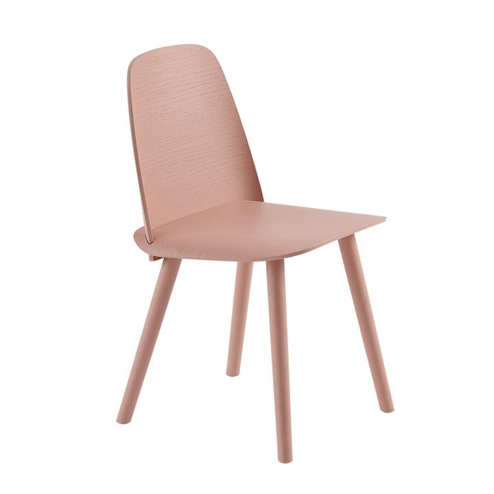 Nerd Chair from Muuto In tan rose