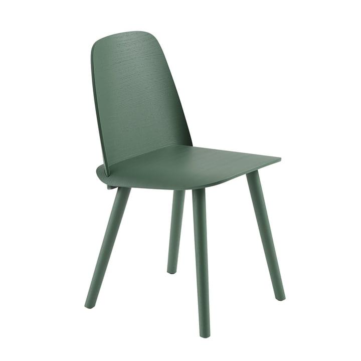 Nerd Chair from Muuto in green