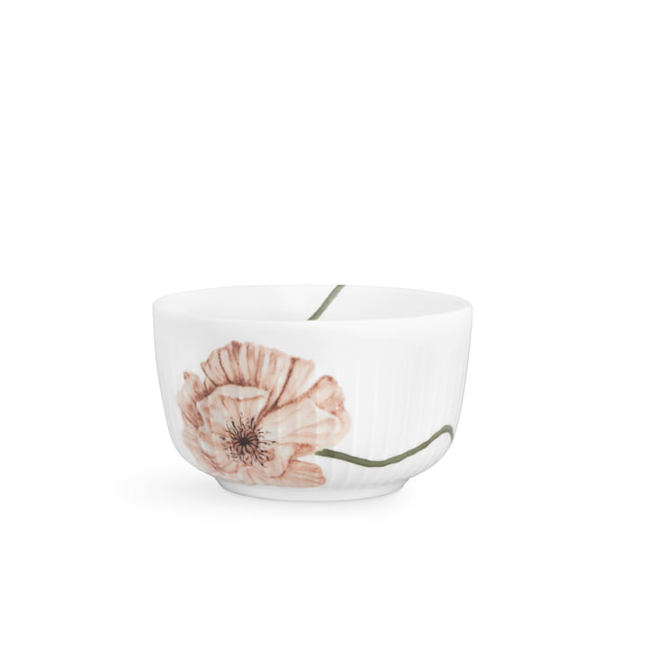 Hammershøi Poppy bowl from Kähler Design in white