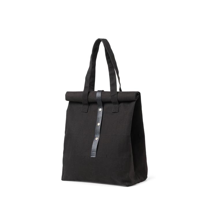 Rå picnic bag H 43 cm from Juna in black