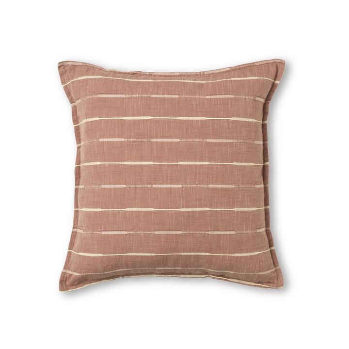 Softly cushion 50 x 50 cm from Juna in dusty bread
