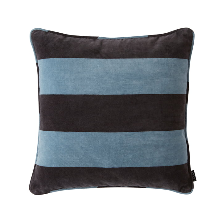 Confect velvet cushion 50 x 50 cm from OYOY in anthracite