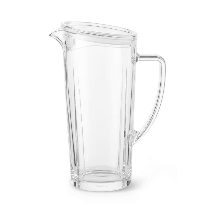 Grand Cru Glass jug 1. 3 l of Rosendahl in transparent