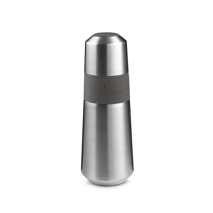 Grand Cru Vacuum flask 65 cl from Rosendahl in dark grey