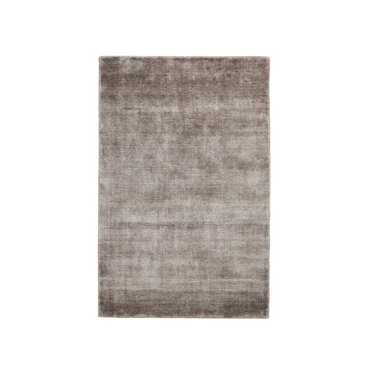 Tint carpet of Woud , 90 x 140 cm in beige