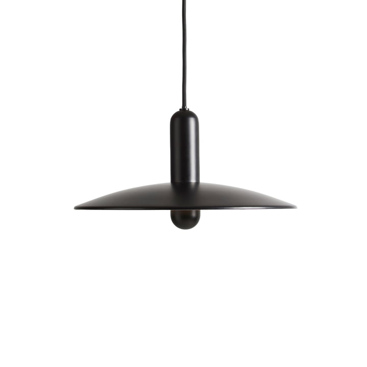 Lu pendant lamp Ø 33 cm small from Woud in black