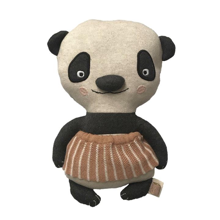 Cuddly toy Lun Lun Panda Bear by OYOY