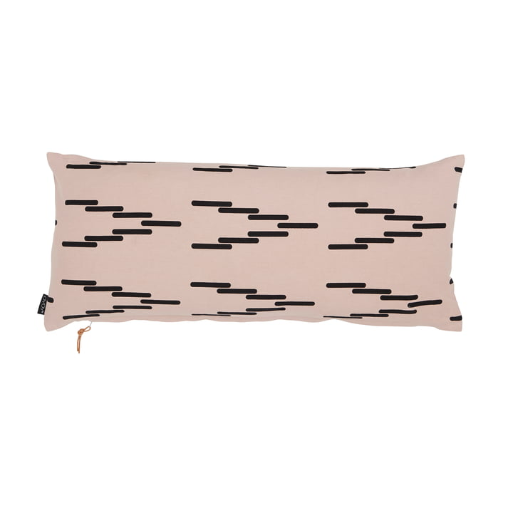 Cima cushion 35 x 70 cm from OYOY in pink / white