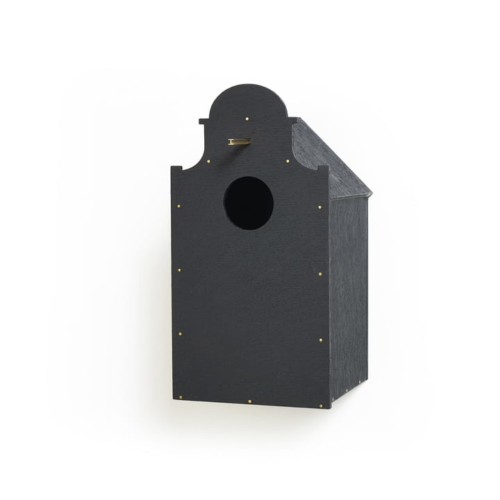 Canal Birdhouse from Frederik Roijé with bell gable