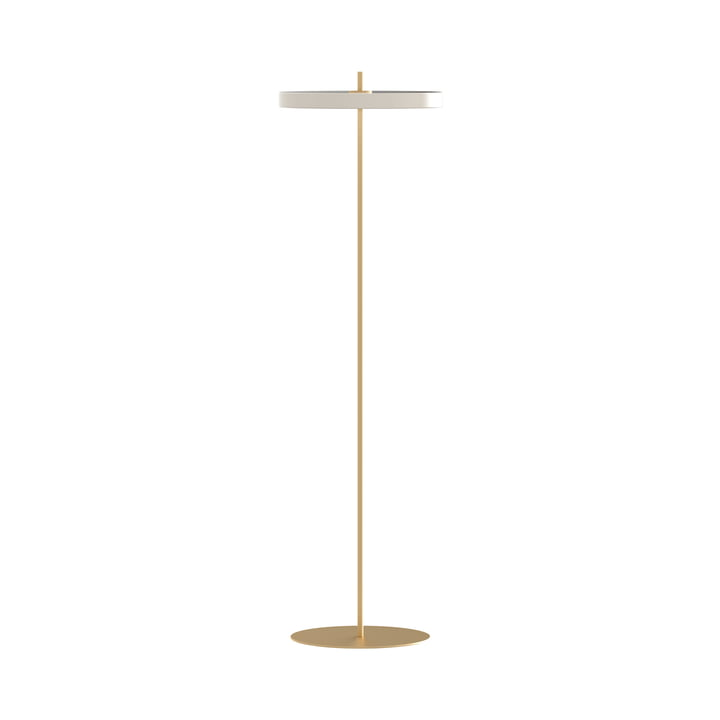 Umage - Asteria LED floor lamp, Ø 43 x H 150.7 cm, pearl