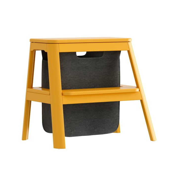 Step it up stool Umage, saffron yellow by Umage