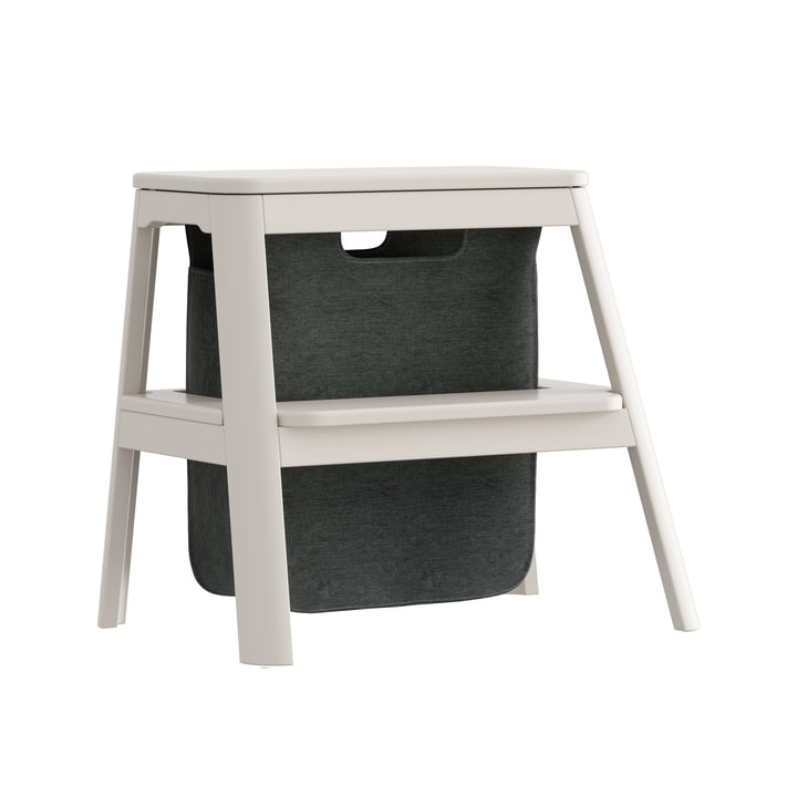 Step it up stool Umage, pearl white by Umage