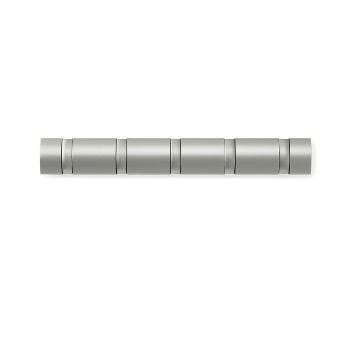 Flip Hook Coat rail of 5 Umbra in nickel
