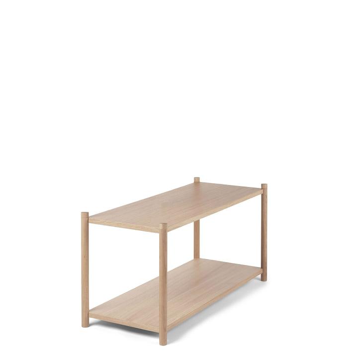 Sceene shelf F by Gejst in light oak