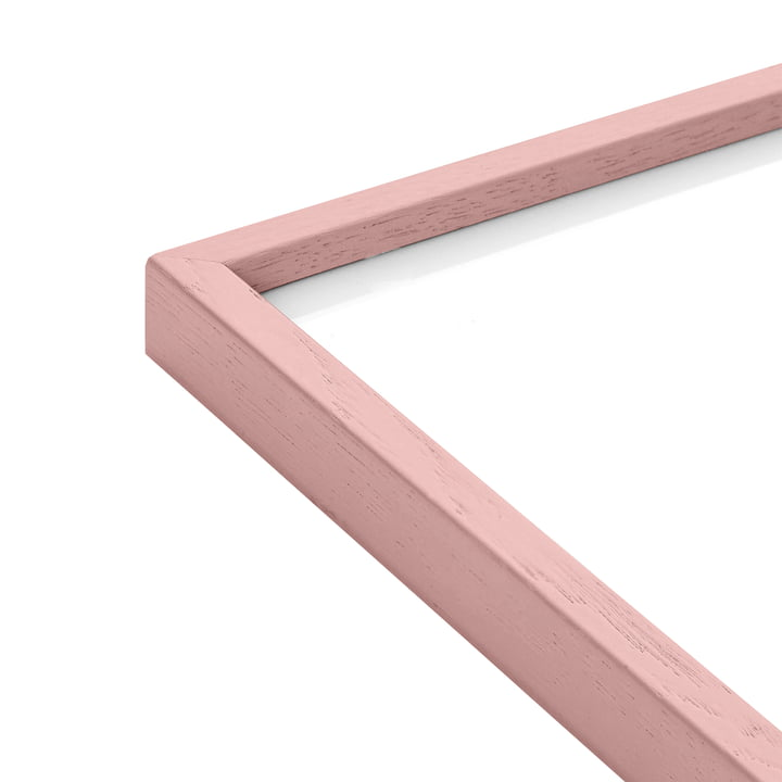 Picture frame, oak pink by Paper Collective