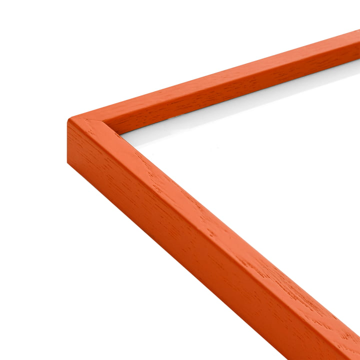 Picture frame, oak orange from Paper Collective