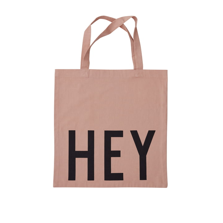 AJ Favourite Carrying bag, Hey / nude from Design Letters