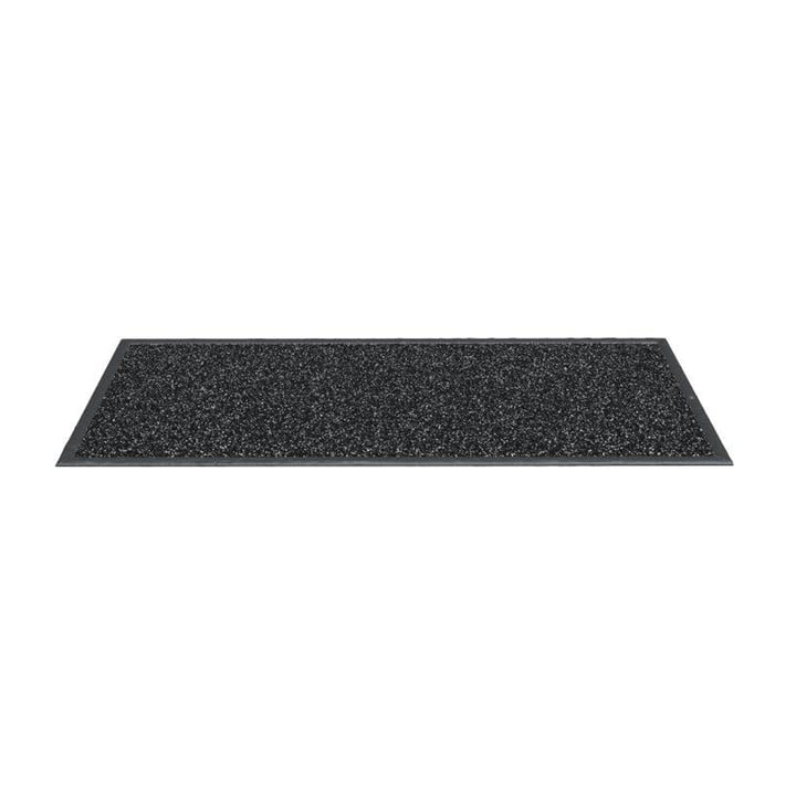 Doormat Indoor 90 x 60 cm from Rizz in anthracite