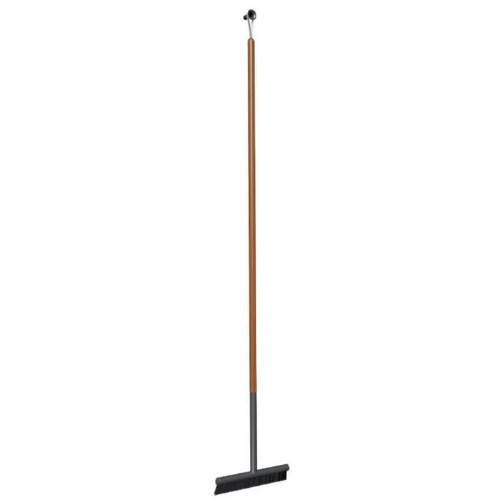 broom Indoor 40 cm from Rizz in teak / anthracite