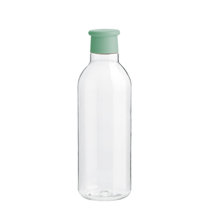 Drink-It Water bottle 0.75 l from Rig-Tig by Stelton in dusty green