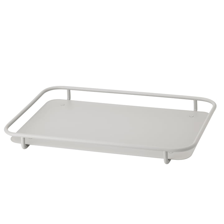 Carry-On Serving tray from Rig-Tig by Stelton in grey