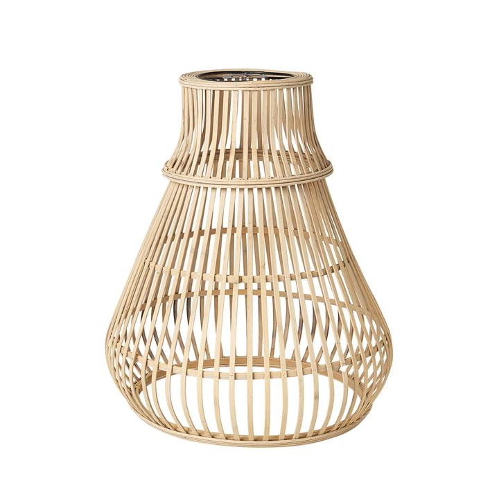 Zamba Bamboo lampshade, Ø 40 x H 46,5 cm, natural from Broste Copenhagen