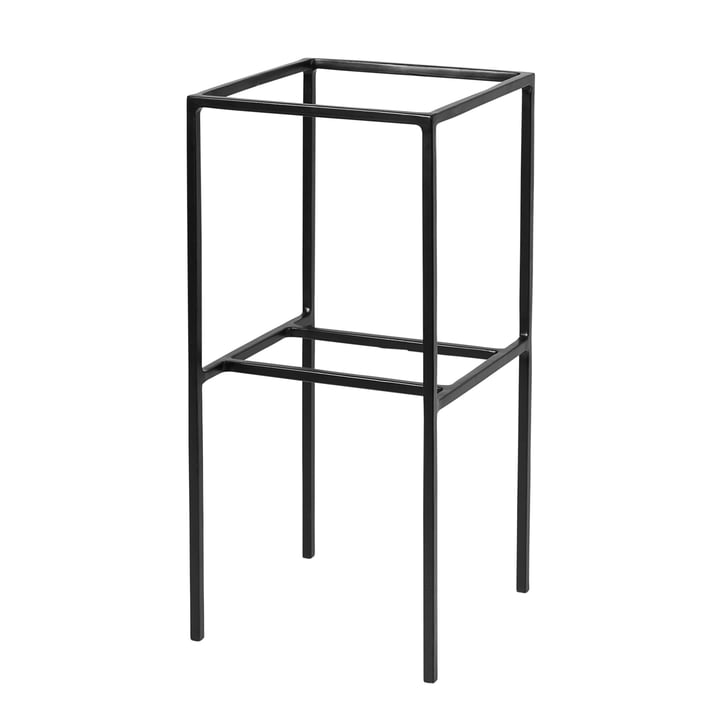 Maximus Flower stand from Broste Copenhagen in black