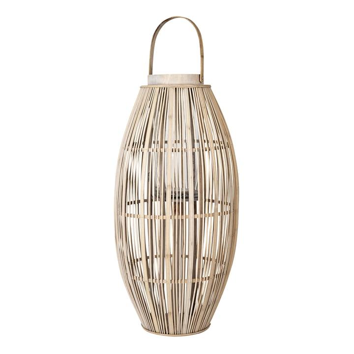 Aleta Bamboo lantern, Ø 39 x H 77,5 cm, natural from Broste Copenhagen