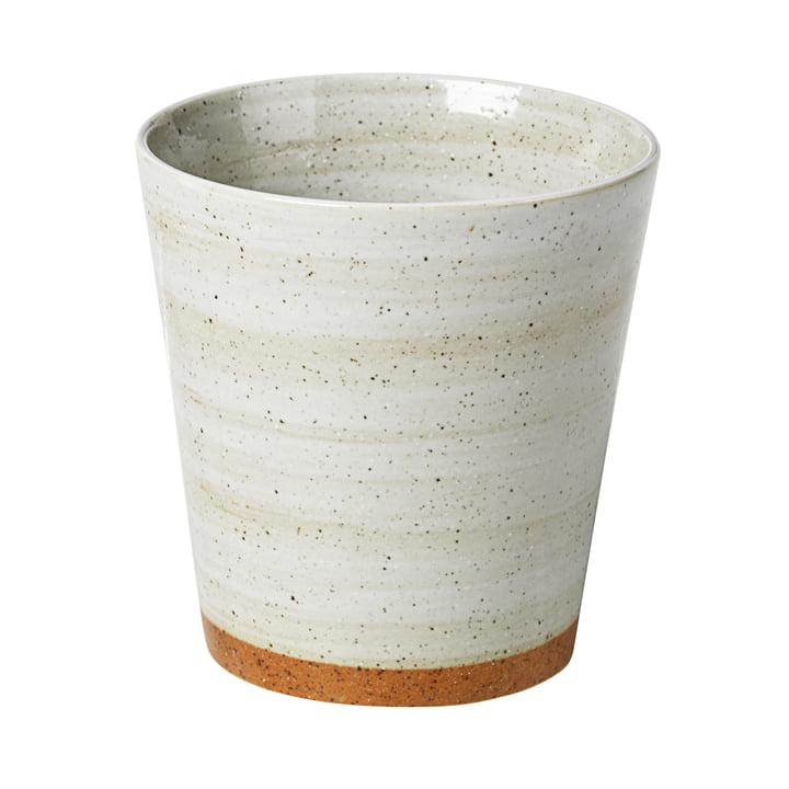 Grød Cup 35 cl, sand from Broste Copenhagen