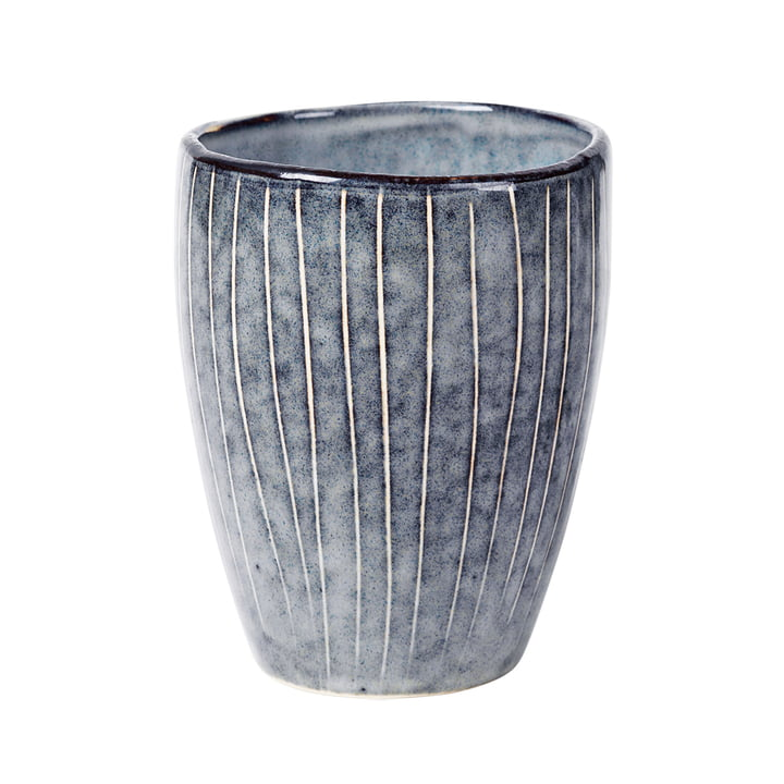 Nordic Cup without handle 25 cl, sea from Broste Copenhagen