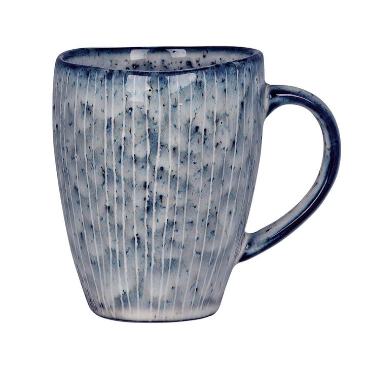 Nordic mug 25 cl, sea by Broste Copenhagen