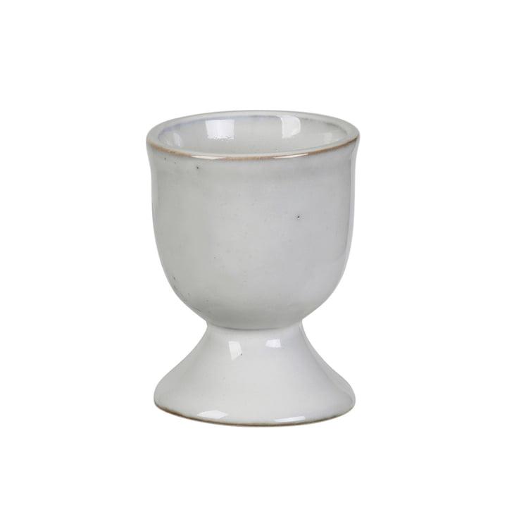 Nordic egg cup, sand by Broste Copenhagen