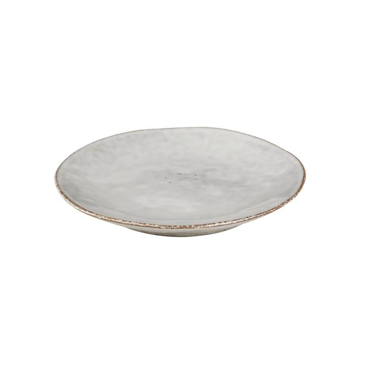 Nordic plate, Ø 15 x H 2 cm, sand by Broste Copenhagen