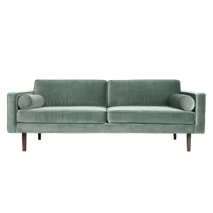 Wind sofa L 200 cm, chinois green by Broste Copenhagen