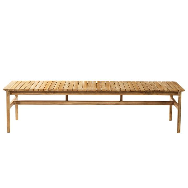 M10 garden bench 50 x 185,5 cm from FDB Møbler teak