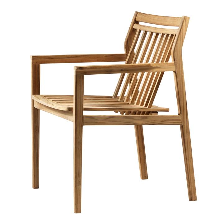 M1 Garden chair from FDB Møbler teak