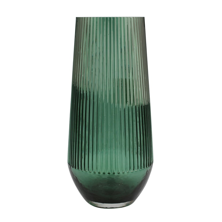 Classic Vase Ø 14,5 x H 29 cm, green from Connox Collection