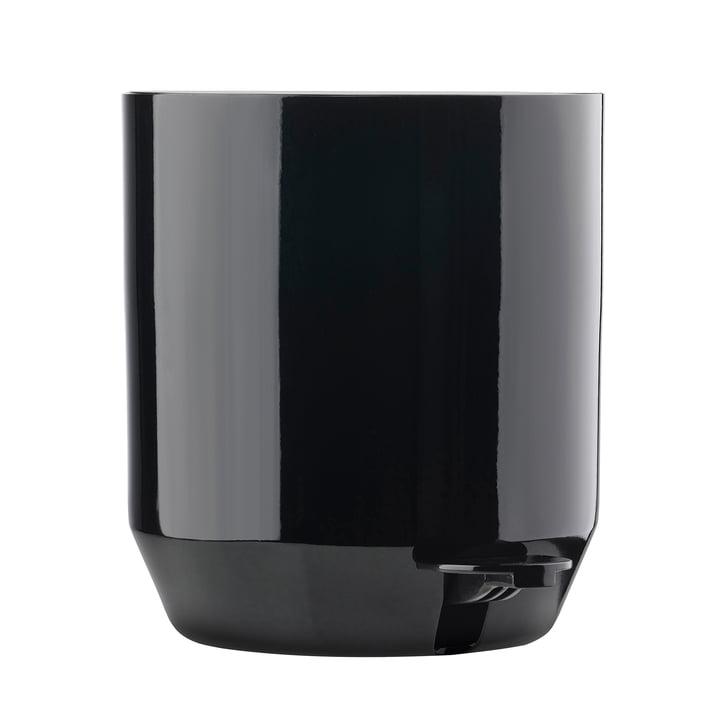 Suii Pedal bin from Zone Denmark in black