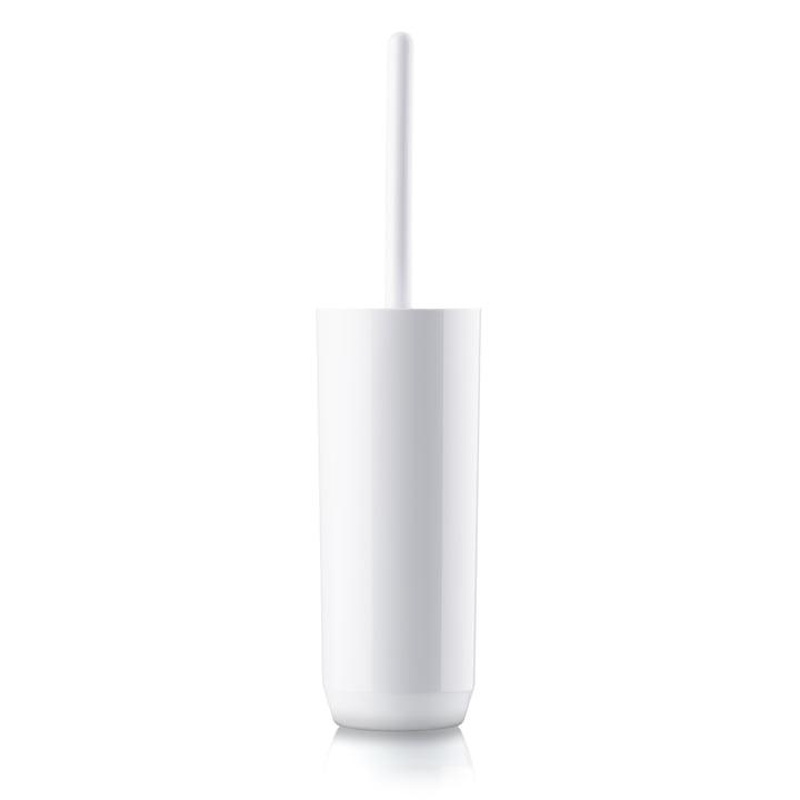 Suii Toilet Brush from Zone Denmark in white