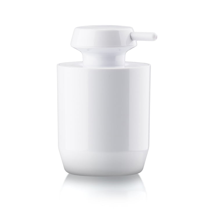 Suii soap dispenser H 12,4 cm from Zone Denmark in white
