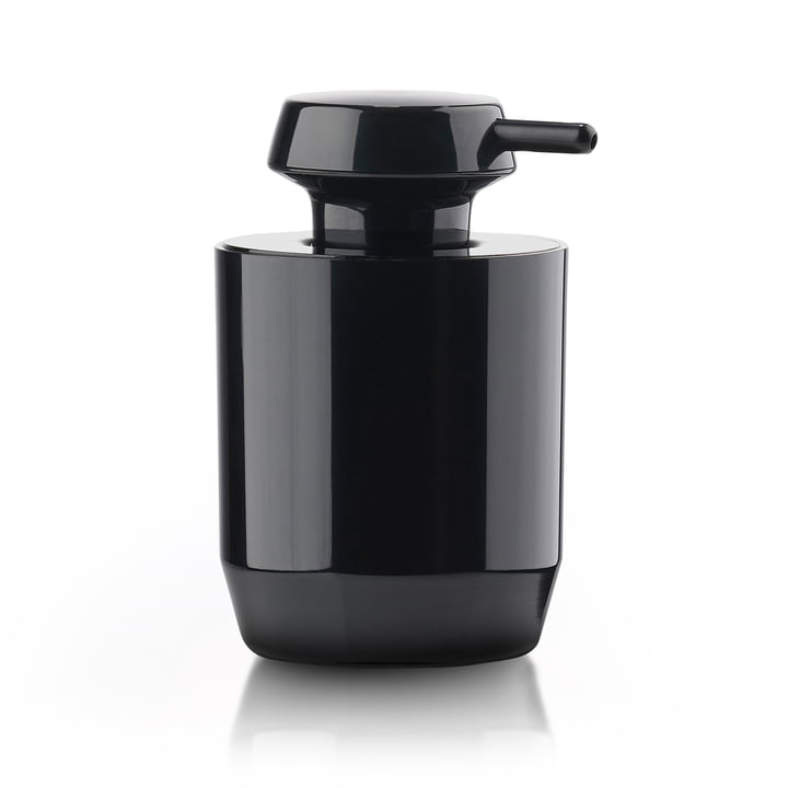 Suii soap dispenser H 12,4 cm from Zone Denmark in black