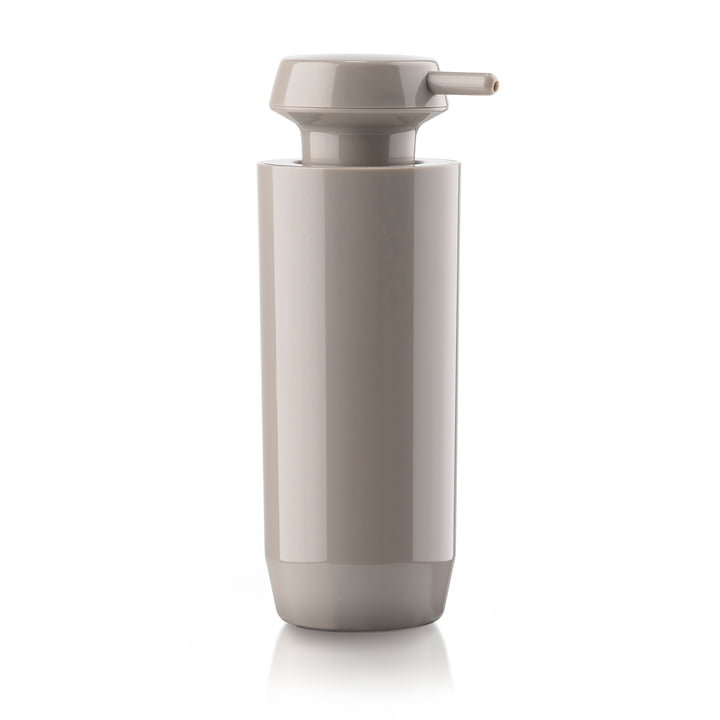 Suii soap dispenser H 17,5 cm from Zone Denmark in taupe