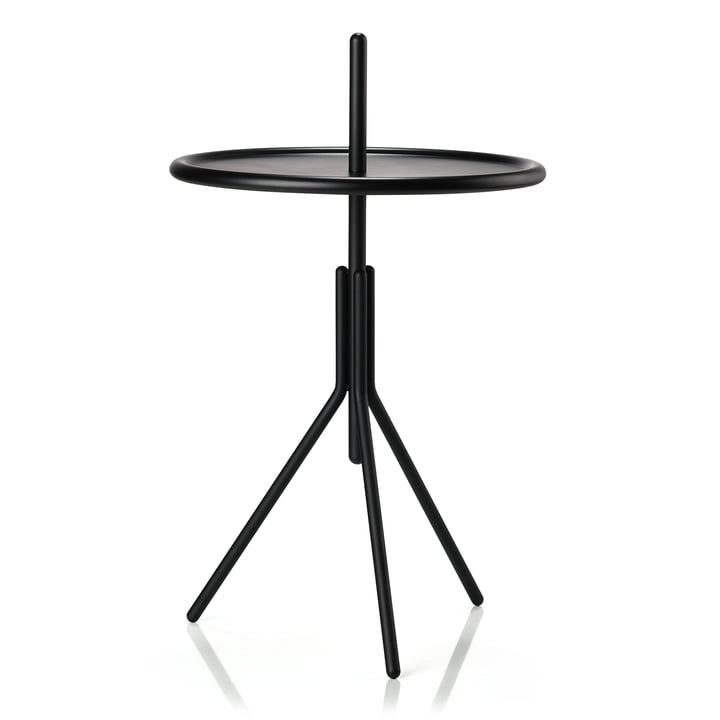 Inu side table Ø 33,8 x H 54,5 cm from Zone Denmark in black