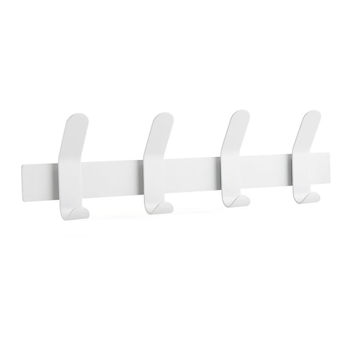 A-Rack Cloakroom rail from Zone Denmark in white