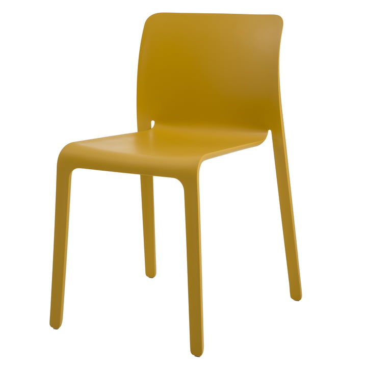 Chair First from Magis in mustard