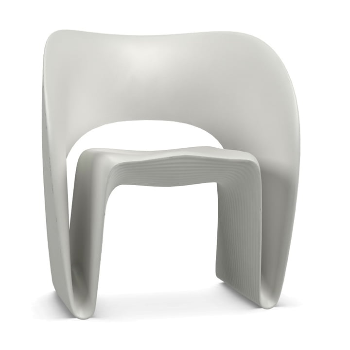 Raviolo Armchair from Magis in white