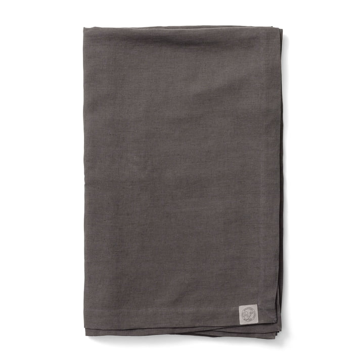 Collect SC31 bedspread linen 240 x 260 cm from & tradition in slate grey