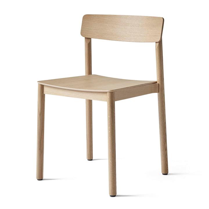 Betty TK2 Chair from & tradition in oak
