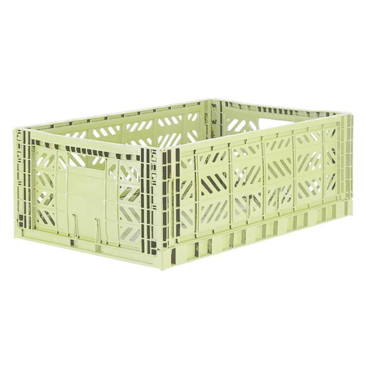 Folding box Maxi 60 x 40 cm from Aykasa in melon