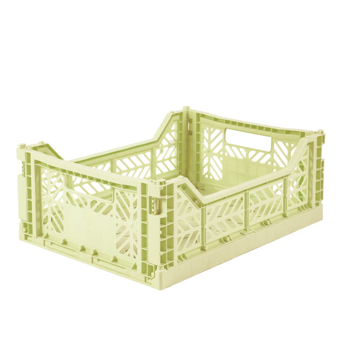Folding box Midi 40 x 30 cm from Aykasa in melon